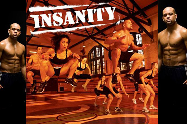 Insanity Training – Shaun T