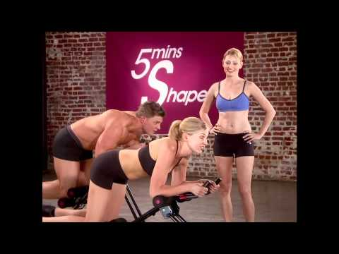 5 Minute Shaper – Totale Lichaamstraining