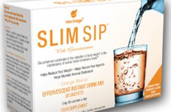 Slim Sip – Afslank mix drankje?