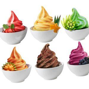 Tutti Fruity Softijsmachine
