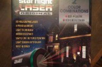 Star Night Laser Dancer – Decoratieve sfeerverlichting voor ieder huis!