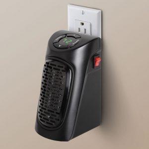 Handy Heater – Ideale verwarming voor in koude ruimtes?   Werkt dat wel?