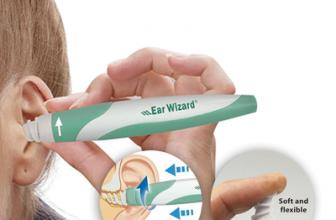 Ear Wizard – De tovenaar voor schone oren?