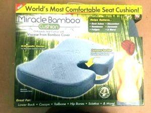 Bamboe Kussen Ervaringen : Miracle bamboo orthopedisch kussen werkt dit tegen rugpijn