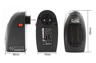 Starlyf Fast Heater – Weer een nieuw compact kacheltje?