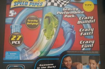 Zipes Speed Pipes – Geweldig race kado voor jouw kind