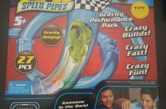 Zipes Speed Pipes – Geweldig race kado voor jouw kind