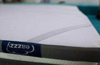 Eazzzy Topdekmatras | Ergonomische matrastopper