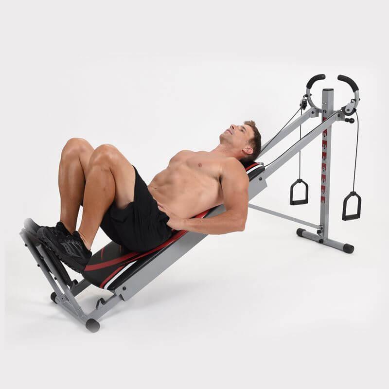 Gymform Multi Gym met man