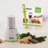 De Fitmix Blender – Het leek zo'n handig ding …
