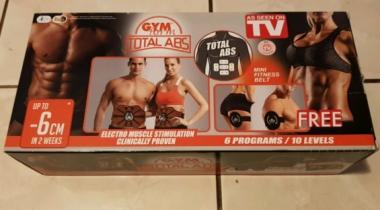 Gymform Total Abs – goed of tien in een dozijn product?