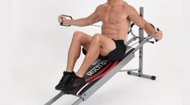 Gymform Multi Gym – Waar is Chuck Norris?