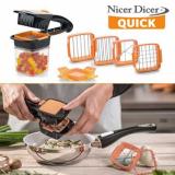 Nicer Dicer Quick – Groentes snijden in een handomdraai