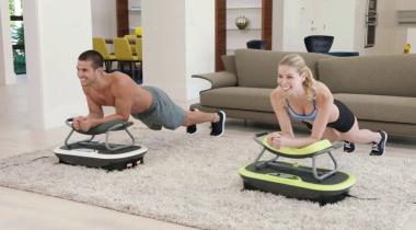 Rock N Fit – De perfecte full body workout op een trilplaat